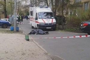 Убит журналист Олесь Бузина