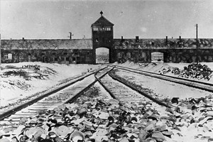 70-я годовщина освобождения Освенцима