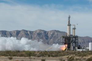 Через несколько недель Blue Origin начинает испытательные полеты
