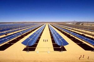 Саудовская Аравия хочет стать лидером на рынке ветряной и солнечной энергетики