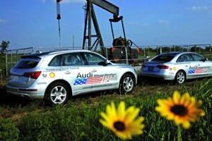 Audi получила первый образец возобновляемого топлива для автомобилей