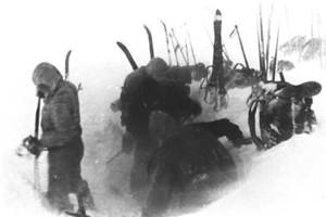 Смерть группы Дятлова – версия о Йети