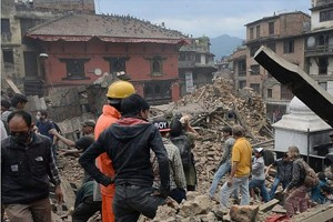Эвакуация украинцев из Непала