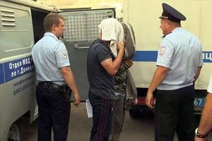 Военнослужащие ВСУ задержаны по подозрению в убийствах