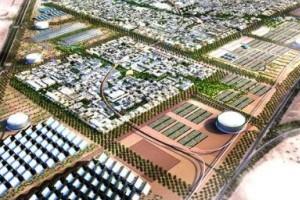 """Дубай будет использовать """"зеленый цемент"""""""