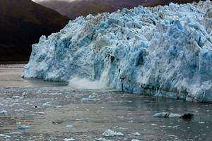 Глобальное потепление уничтожает глетчеры и ледники