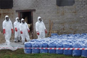 Завод по утилизации опасных отходов будет работать под Житомиром