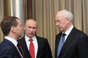 Николай Азаров и альтернативное правительство