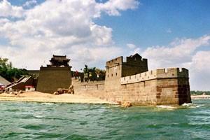 """Начало Китайской стены или """"Голова Дракона"""""""