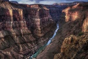 Мощь и величественность каньонов