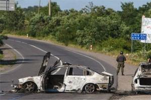 Вооруженный конфликт в Мукачево