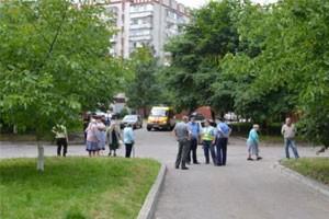 Два взрыва во Львове: ранены двое милиционеров