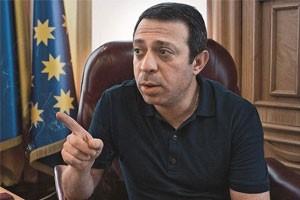 Корбан баллотируется в мэры Киева от партии «УКРОП»