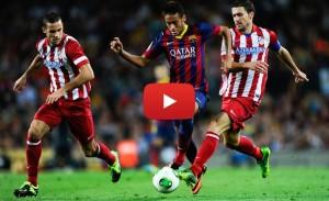 Барселона Атлетико: прогноз матча Лиги Чемпионов 5 апреля