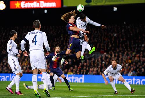 Барселона Реал Мадрид смотреть онлайн