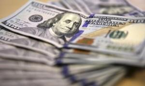 Курс доллара временно успокоили