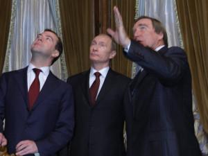 Сергей Ролдугин — русский профессор Мориарти