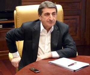 Тариэл Васадзе «нагреет» украинский бюджет на 1,5 млн