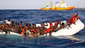 Количество беженцев в Греции за минувшие сутки резко возросло