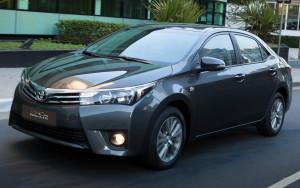 Toyota обновила европейскую версию седана Corolla 2016