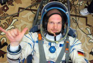 Командиром МКС впервые станет немецкий астронавт
