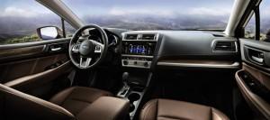 Subaru Outback и Legacy получили дополнительные комплектации