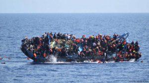 Сорок пять мигрантов утонули у берегов Италии
