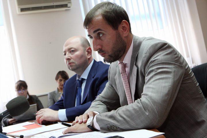 Председатель Госфинмониторинга Игорь Черкасский встретился с представителем МВФ