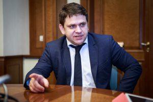 Андрей Рязанцев — скандальные факты из биографии финансового директора «Укрзализныци»