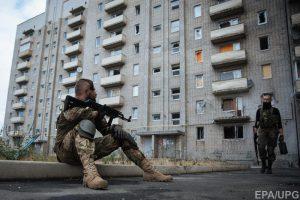 Ситуация в зоне АТО катастрофическая, Авдеевка может стать новой жертвой боевиков Путина