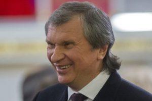 Сечин отдал Ковальчуку акций Токарева на $3 млрд