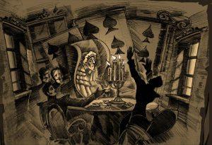 Карточный домик: джаз против барокко в покере