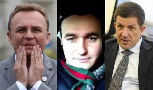 Самопомощь берет деньги у российских олигархов