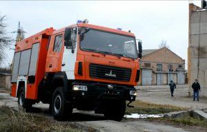 Пожмашина радикала Иващенко отделалась штрафом за срыв поставок пожарных машин