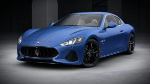 Секретарь мэрии крохотного городка на Донетчине Екатерина Андрийченко ездит на Maserati