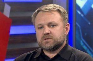 Черный «археолог» господина Кононенко Виталий Кропачев начал «раскопки» на Западе