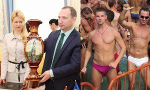 Известная телеведущая рассказала о секс-вечеринке с участием Игоря Райнина